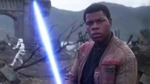 A contributing factor to the rise in popularity of the name Finn would be one of the main characters from Star Wars: The Force Unleashed.