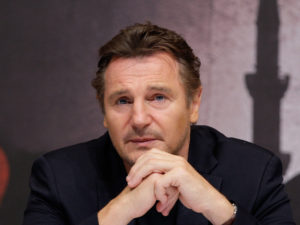 Liam Neeson is one of the most well known Irish actors in Hollywood.