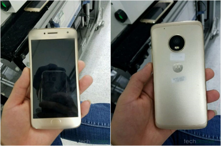 Images Show What Might Be The New Moto X