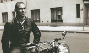 An image of Oliver Sacks, famous Neurologist and Author from the cover of his autobiography.