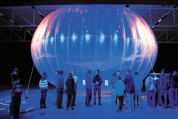 project loon providing wifi access to every square inch of the world Google's project loon that is working with outernet to provide global free wi-fi access to the web available for free to every person in the world.