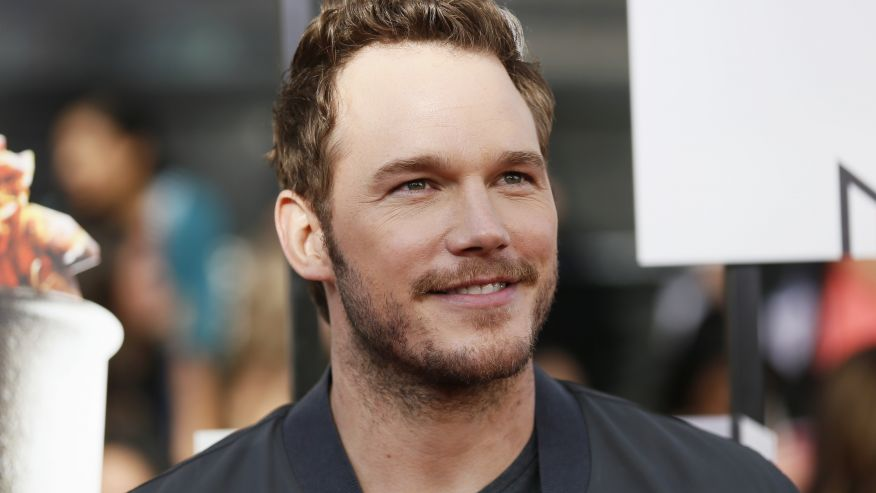 chris pratt movies