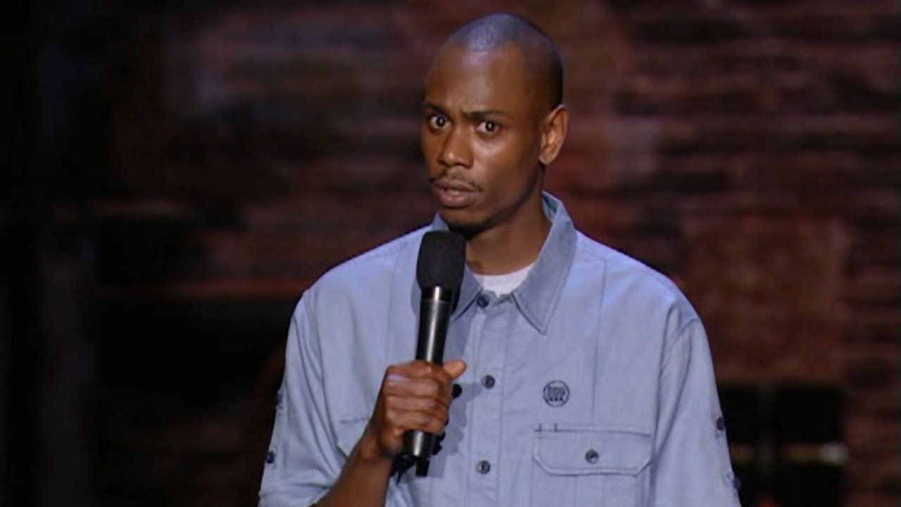 dave chappelle stand up
