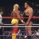 No-one was bigger than the Hulk in the Eighties, apart from Andre.