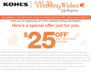 kohls-wedding-registries