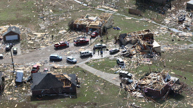 Hattiesburg, Mississippi Tornado Kills Four on Saturday