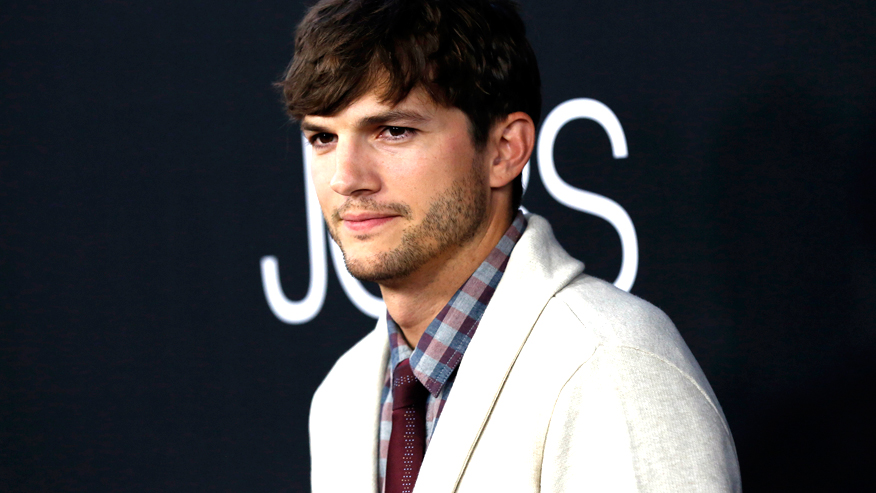 Ashton Kutcher Has a Twin Brother Who Looks Nothing Like ...