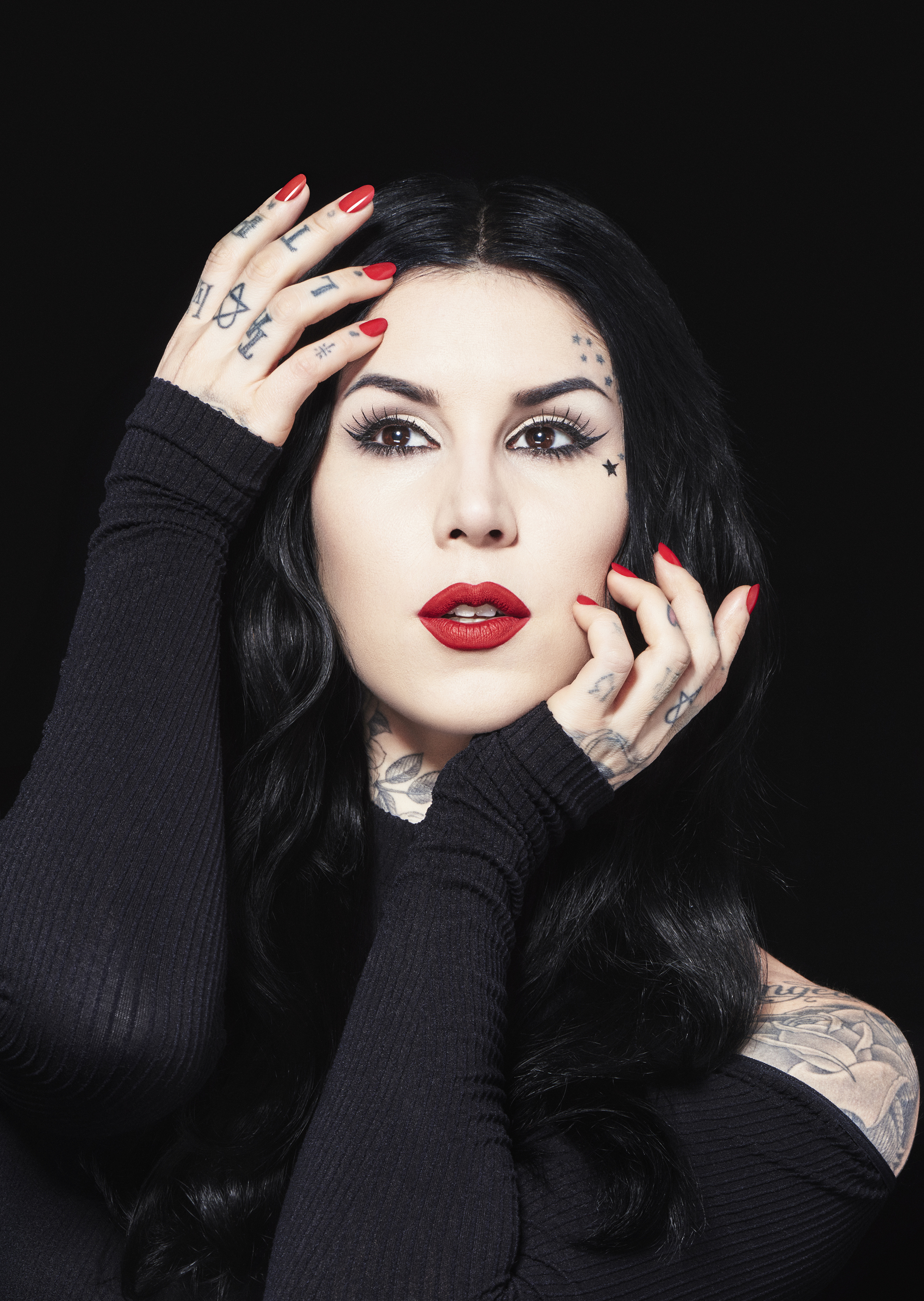 Kat von d snapchat username snapcode gazette review for How to get tattooed by kat von d