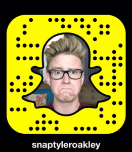 tyler-oakley-snapchat-username-code