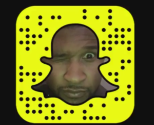 usher-snapchat-username-code-png