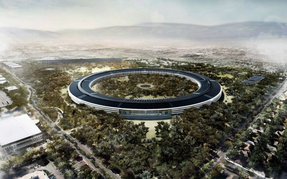 Apple Park to function from April