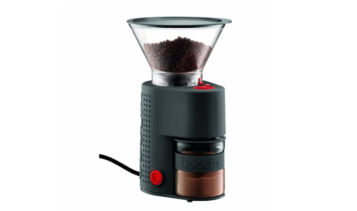Bodum bistro electric burr coffee grinder review 2018 update another week another grinder to review the bodum is on the higher end of my style of coffee grinder burr based and inexpensive but i felt the need to malvernweather Gallery