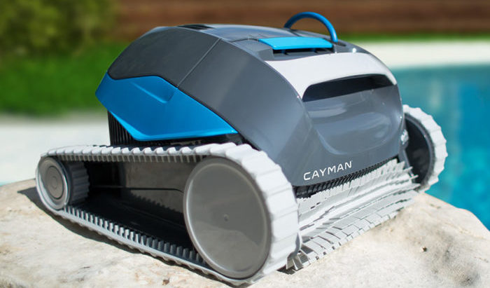 Maytronic Dolphin Cayman Review 2018 Robotic Pool