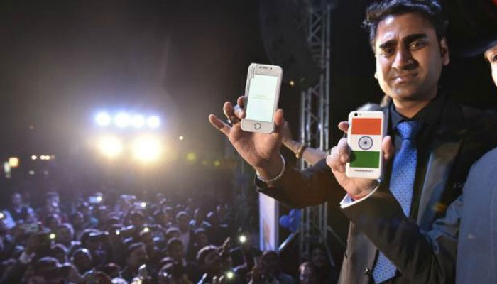 Freedom 251: Ringing Bells director Mohit Goel detained for fraud