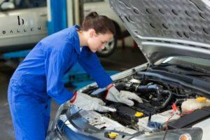 Car technician average salary 16