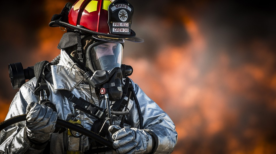 average firefighter salary 2017 income hourly wages career