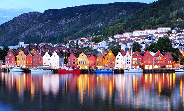 Norway Ranked As Happiest Country