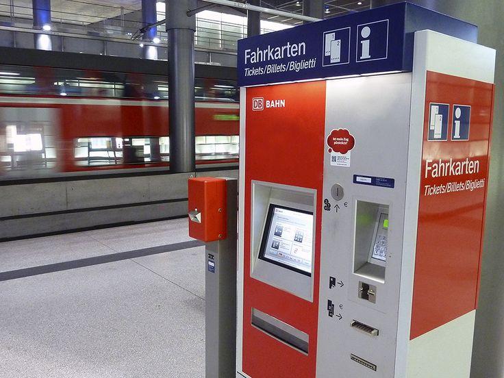 ticket machine