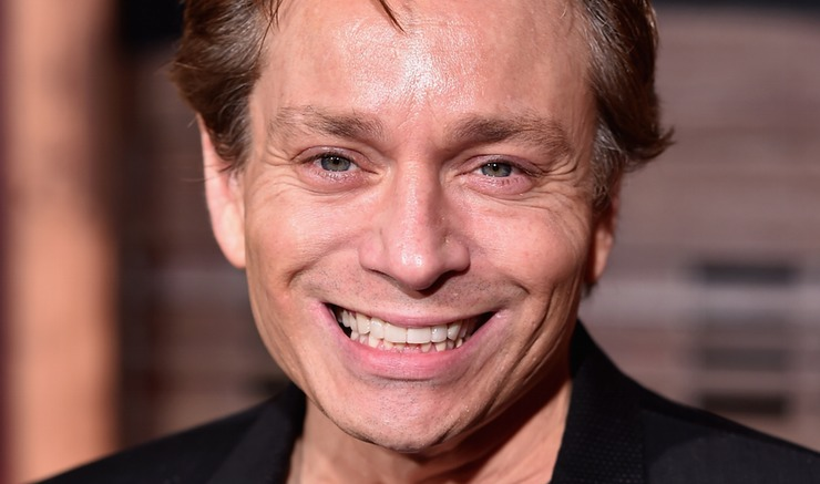 chris kattan wife