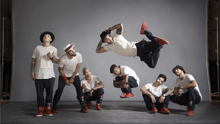 American Breakdance Crew Super Cr3w Earned Nationwide Fame After Winning The Second Season Of MTV Reality Series Americas Best Dance