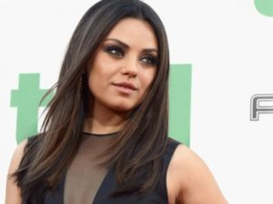 Top 10 Highest Paid Actresses in 2017 - The Gazette Review  Mila Kunis