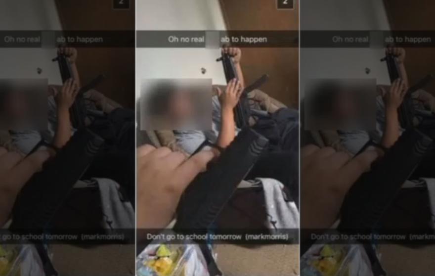 Mark Morris student arrested for 'joke' Snapchat threat