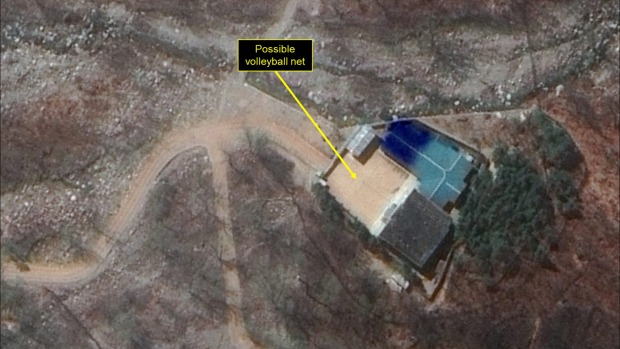 North Korea's Punggye-ri Nuclear Test Site: Back to Work We Go