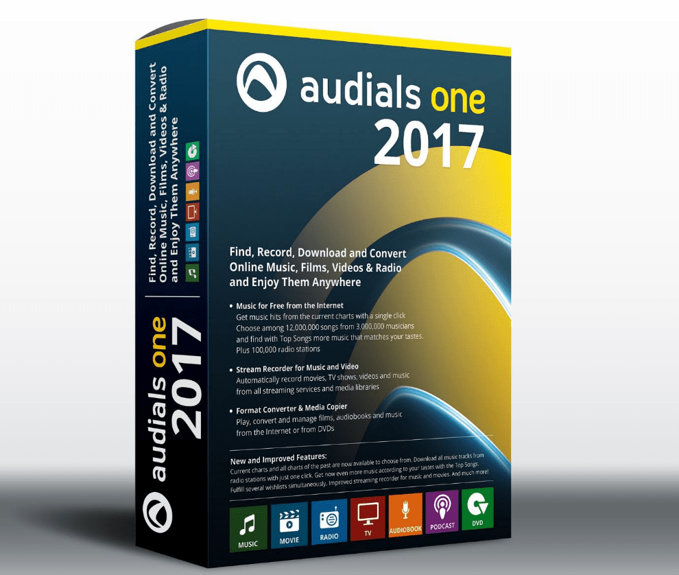 audials one 2018 full