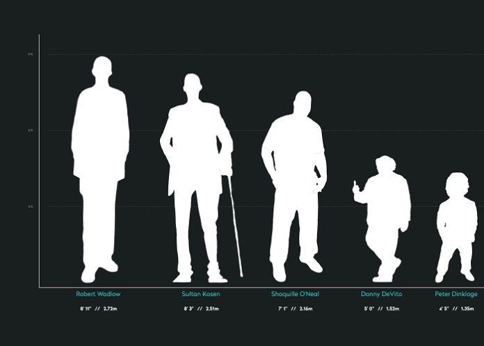 Top Ten Tallest Men