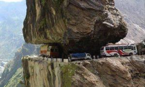 Top Ten Most Dangerous Roads