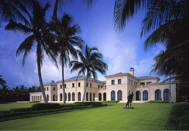 Largest Mansion In The World Inside