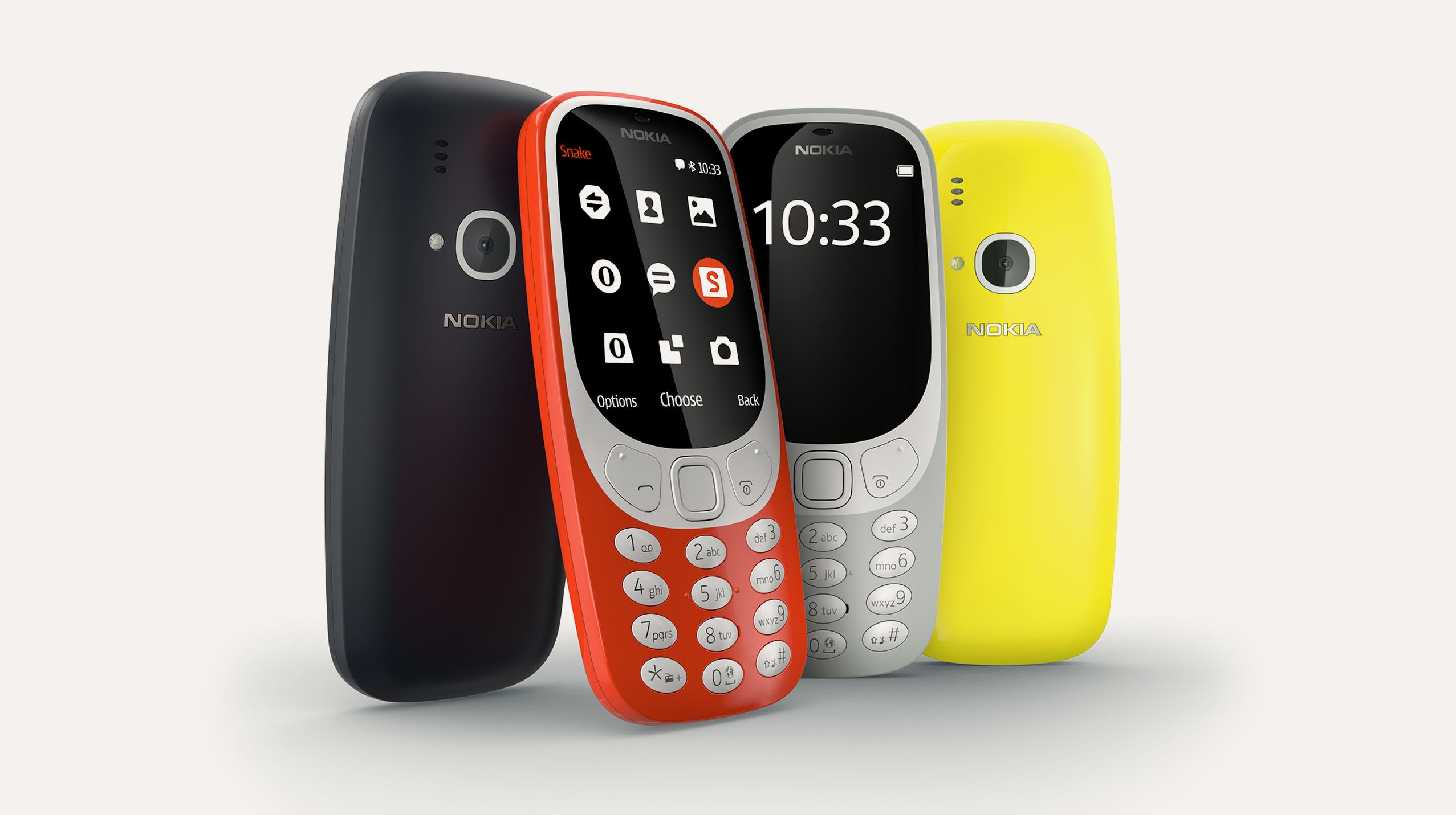 The revamped Nokia 3310 will go on sale on May 24