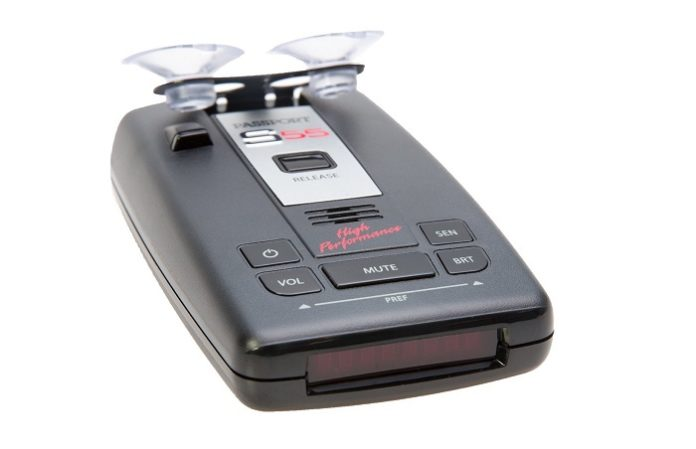 Passport Radar Detector >> Escort Passport S55 Radar Detector Review 2018 - Gazette Review