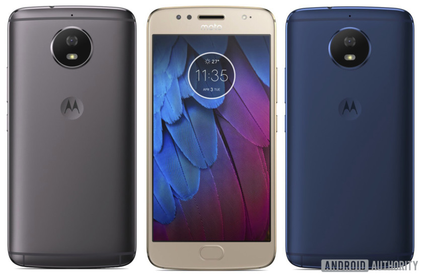 Moto G5S flaunting multiple colours appears in leaked images