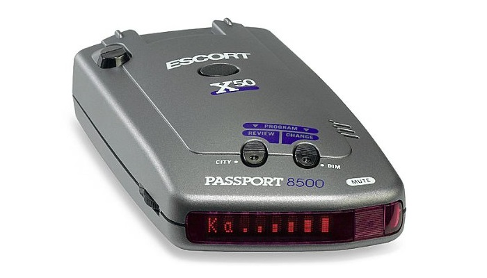 The Escort Review >> Escort Passport 8500 X50 Radar Detector Review 2018 Update
