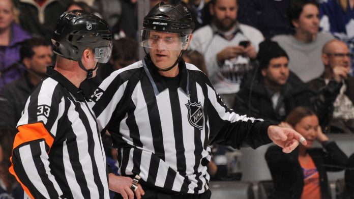 Image result for nhl referees