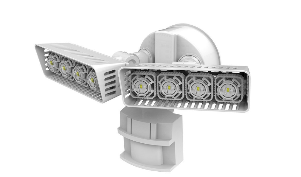 SANSI LED Security Motion Sensor Outdoor Light Review The Gazette Review