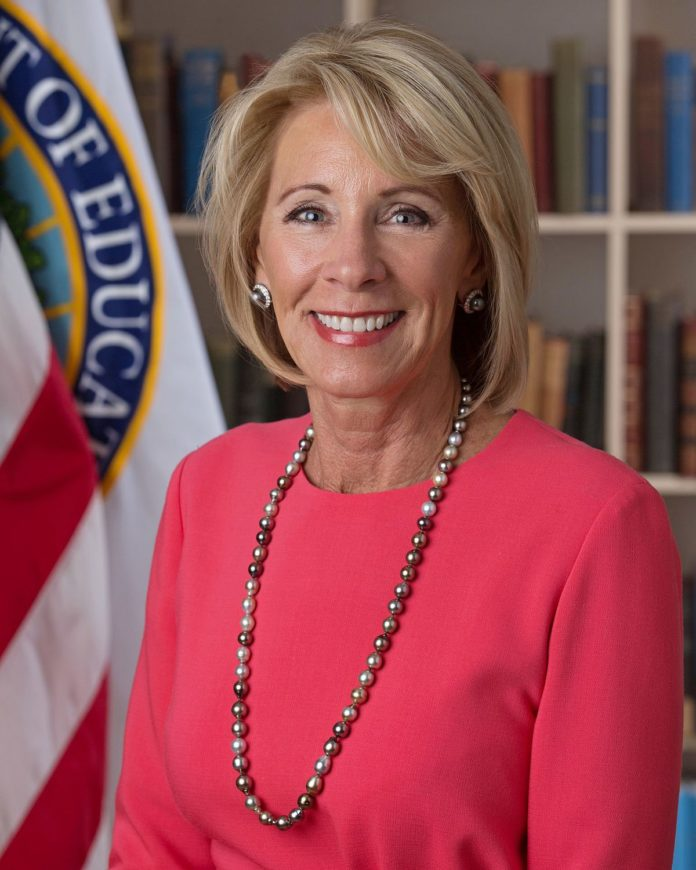 Betsy DeVos Net Worth 2018 - The Secretary of Educations ...
