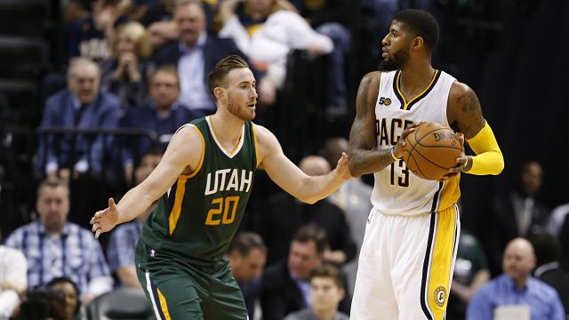 Celtics looking to land both Paul George and Gordon Hayward