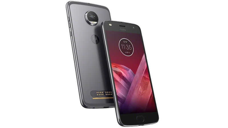 Motorola Moto Z2 Play with 4GB RAM, Moto Mod support launched