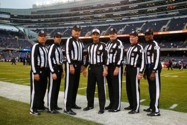 Nfl Referee Salary
