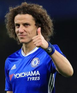 David Luiz's future as a Chelsea player cast into doubt ...
