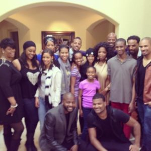 Entire Wayans Family 2013 The Wayans Family Net ...