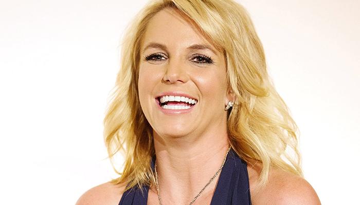 Britney spears snapchat