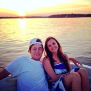 Scotty McCreery en Lauren Alaina dating 2015