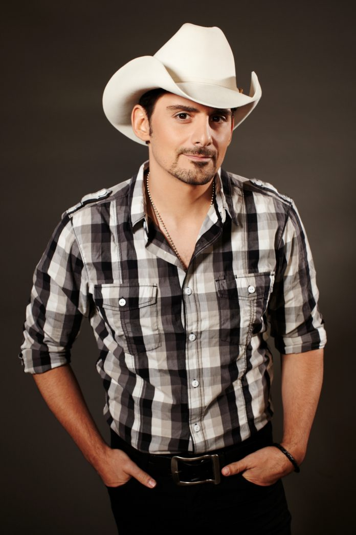 Brad Paisley Net Worth...