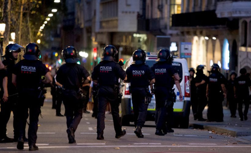 Barcelona attack: Spain says terror cell dismantled