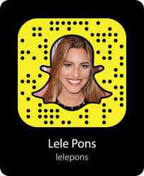 What Is Lele Pons Snapchat