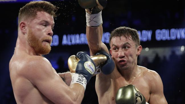 GGG v Canelo: Golovkin and Alvarez in their own words