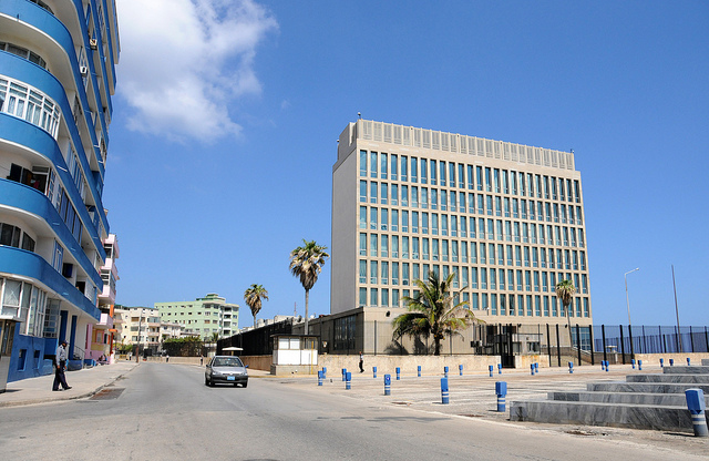 US Pulls 60% of Staff From Cuba, Limits Travel